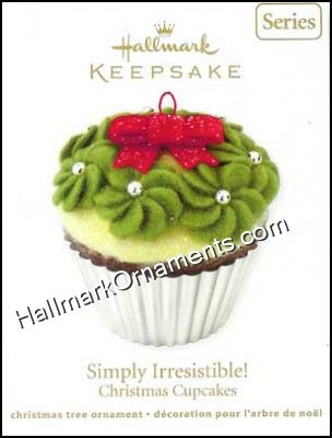 2011 Simply Irresistible, Christmas Cupcake #2