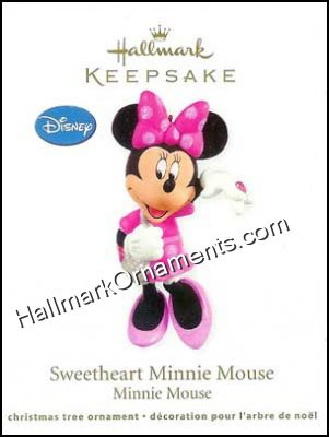 2011 Sweetheart Minnie Mouse, Disney