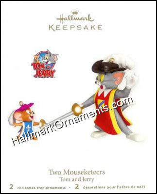 2011 Two Mouseketeers, Tom and Jerry