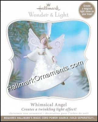 2011 Whimsical Angel, Wonder and Light