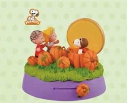 2011 The Great Pumpkin's Visit, The Peanuts Gang, Halloween