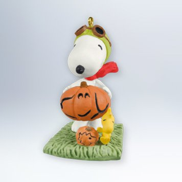 2012 Snoopy and Woodstock o' Lanterns, Peanuts, Halloween