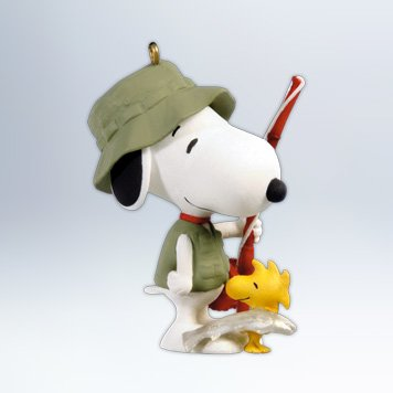 2012 Fisherman Snoopy, Spotlight on Snoopy #15