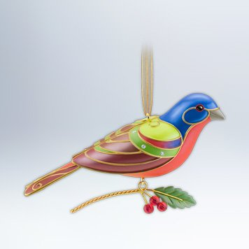 2012 Painted Bunting, Beauty of Birds #8