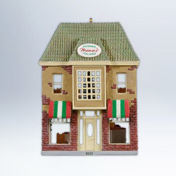 2012 Mama's Ristorante Italiano, Nostalgic Houses and Shops #29 DB