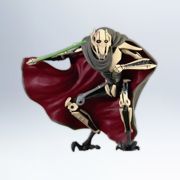 2012 General Grievous, Star Wars #16 - DB