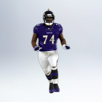 2012 Michael Oher, Football Legends #18