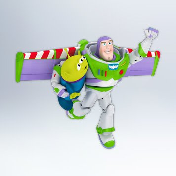 2012 Buzz to the Rescue!, Toy Story