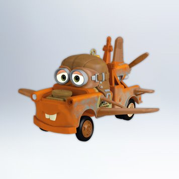 2012 Air Mater, Disney's Cars