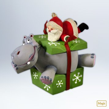 2012 I Want A Hippopotamus For Christmas, Magic