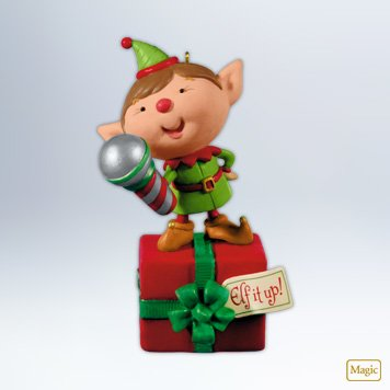 2012 Voice Changing Elf, Recordable