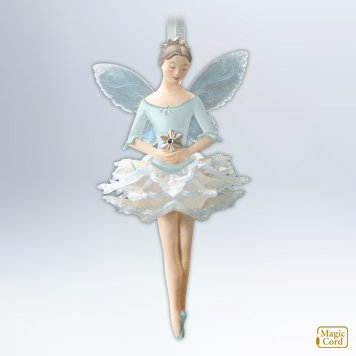 2012 Snowflake Fairy, Magic Cord