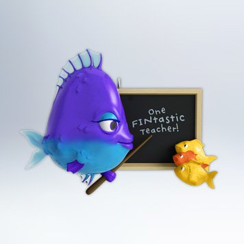 2012 One FINtastic Teacher!