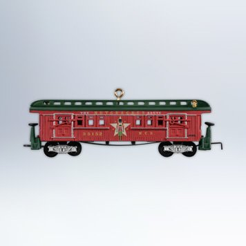 2012 LIONEL Nutcracker Route Baggage Coach