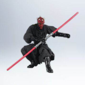 2012 Sith Apprentice Darth Maul, Star Wars DB