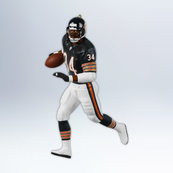 2012 Walter Payton, Football Legends Compliment