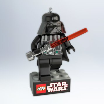 2011/2012 Darth Vader, Lego Star Wars