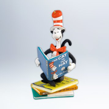 2012 Clever Cat, Dr. Seuss