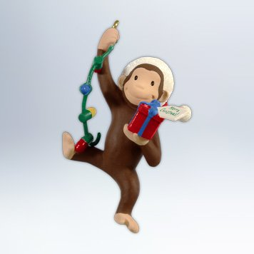 2012 The Light of the Party!, Curious George