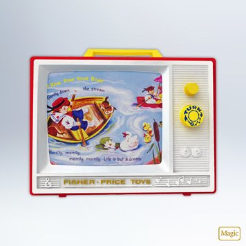 2012 Two Tune TV, Fisher Price