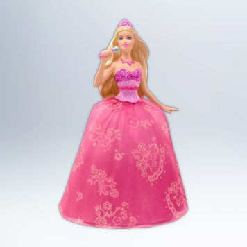 2012 Barbie The Princess & the Pop Star Barbie