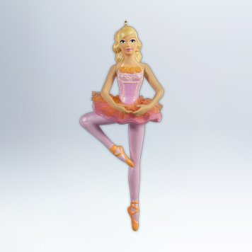 2012 Brava, Ballerina! Barbie DB
