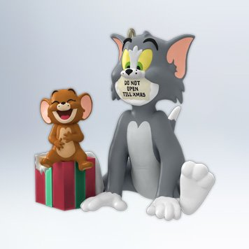 2012 Holiday Hijinks, Tom and Jerry