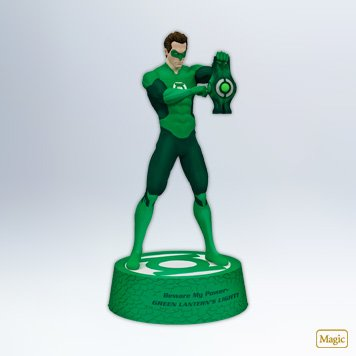 2012 Beware My Power, Green Lantern