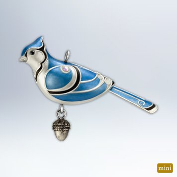 2012 Blue Jay, Miniature