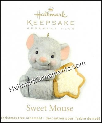 2012 Sweet Mouse, Miniature