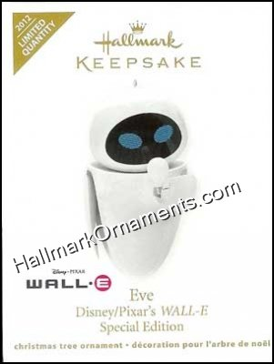 2012 Eve, Disney/Pixar Wall-E, Limited Quantity