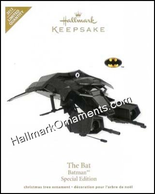 2012 The Bat, Batman, Limited Quantity