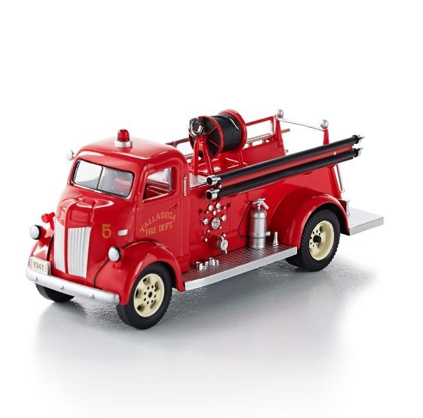 2013 1941 Ford Fire Engine, Fire Brigade #11