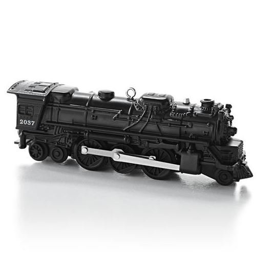 2013 LIONEL 2037 Steam Locomotive, Lionel #18
