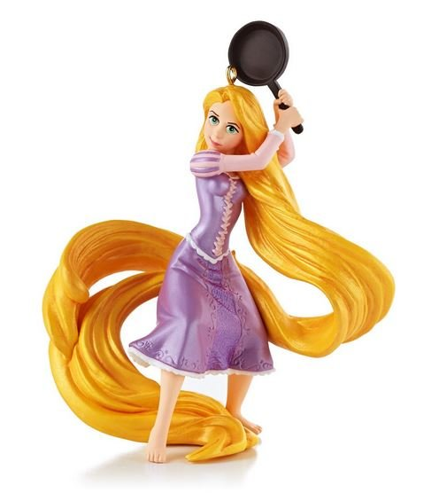 2013 Fierce With a Frying Pan, Rapunzel from Disney's Tangled