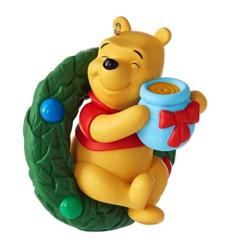 2013 A Hunny of a Holiday!, Winnie the Pooh