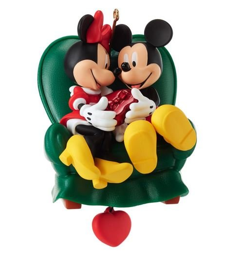 2013 Two to a Chair, Mickey and Minnie Mouse, Disney