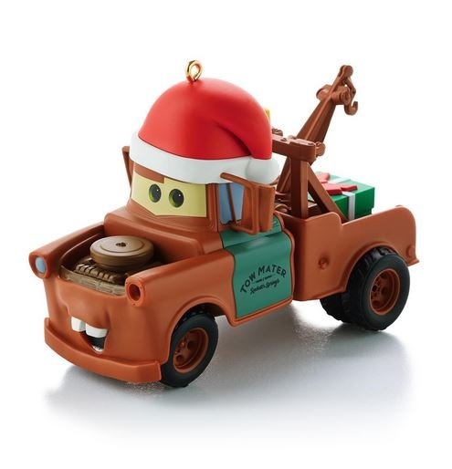 2013 Mater Peekbuster, Disney's Cars, Magic