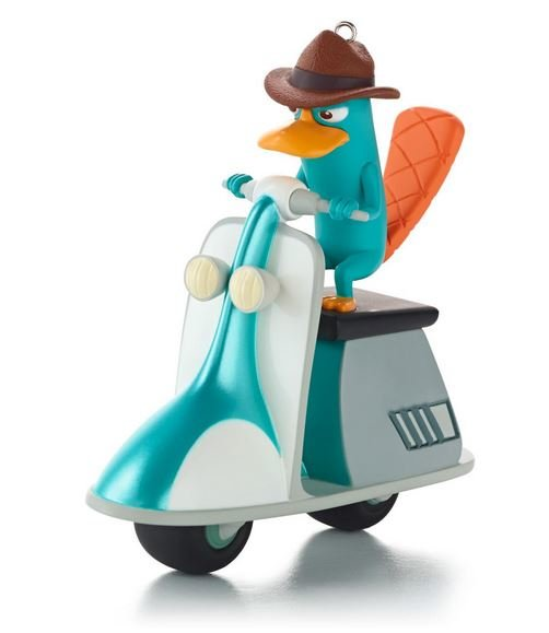 2013 Agent P Saves the Day!, Phineas and Ferb