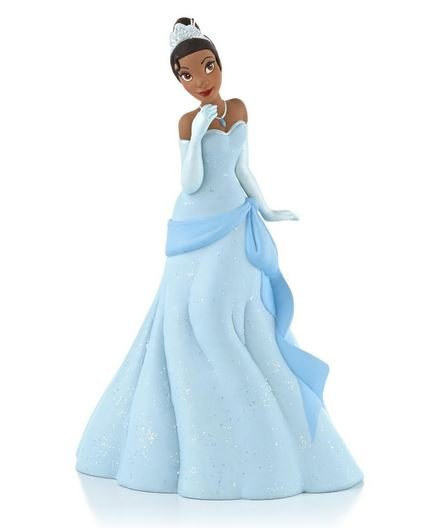 2013 Tiana's Party Dress, Disney