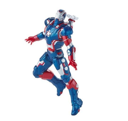 2013 Iron Patriot