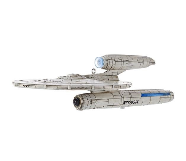 2013 U.S.S. Kelvin, Star Trek - DB