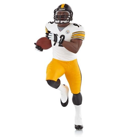 2013 James Harrison, Football Legends