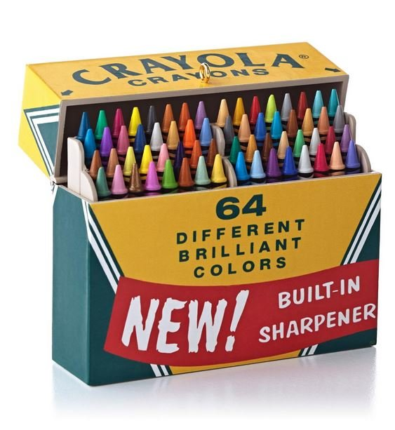 2013 Big Box of 64!, Crayola