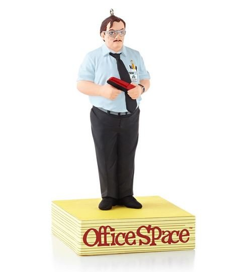 2013 Milton Waddams, Office Space, Magic