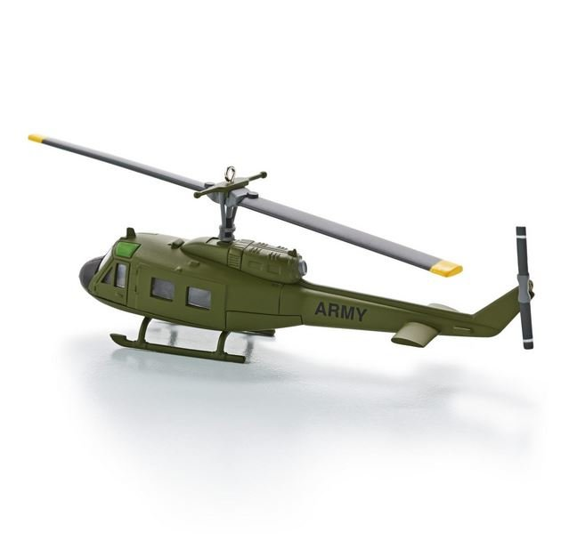 2013 Bell Huey UH-1D Helicopter