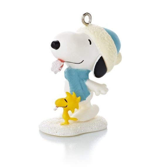 2013 Winter Fun With SNOOPY #16, Miniature