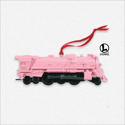 2013 Lionel 2037 Locomotive, Pink Colorway, LIMITED QUANTITY - DB
