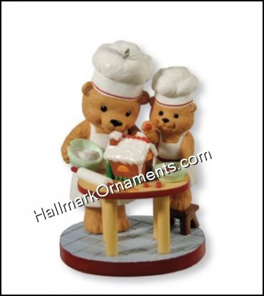 2013 Busy Bakers, Club Ornament