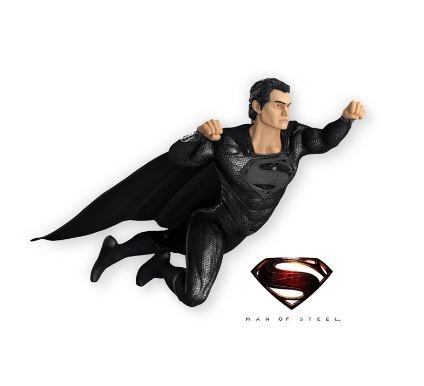 2013 Man of Steel, Superman, SDCC